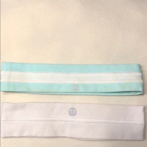 LULULEMON - 2 GUC Fly Away Tamer Headbands (o/s)